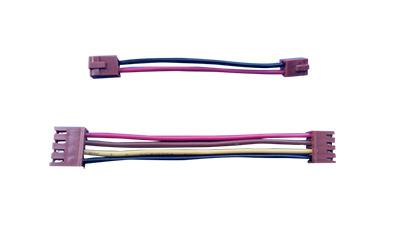 A2507jian距2.50端子lianjie线