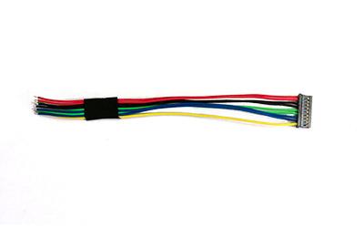 A1537 1.5jianju黑色端子线