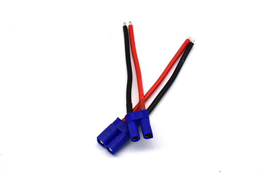Amass正品 EC5公母电yuan插头线