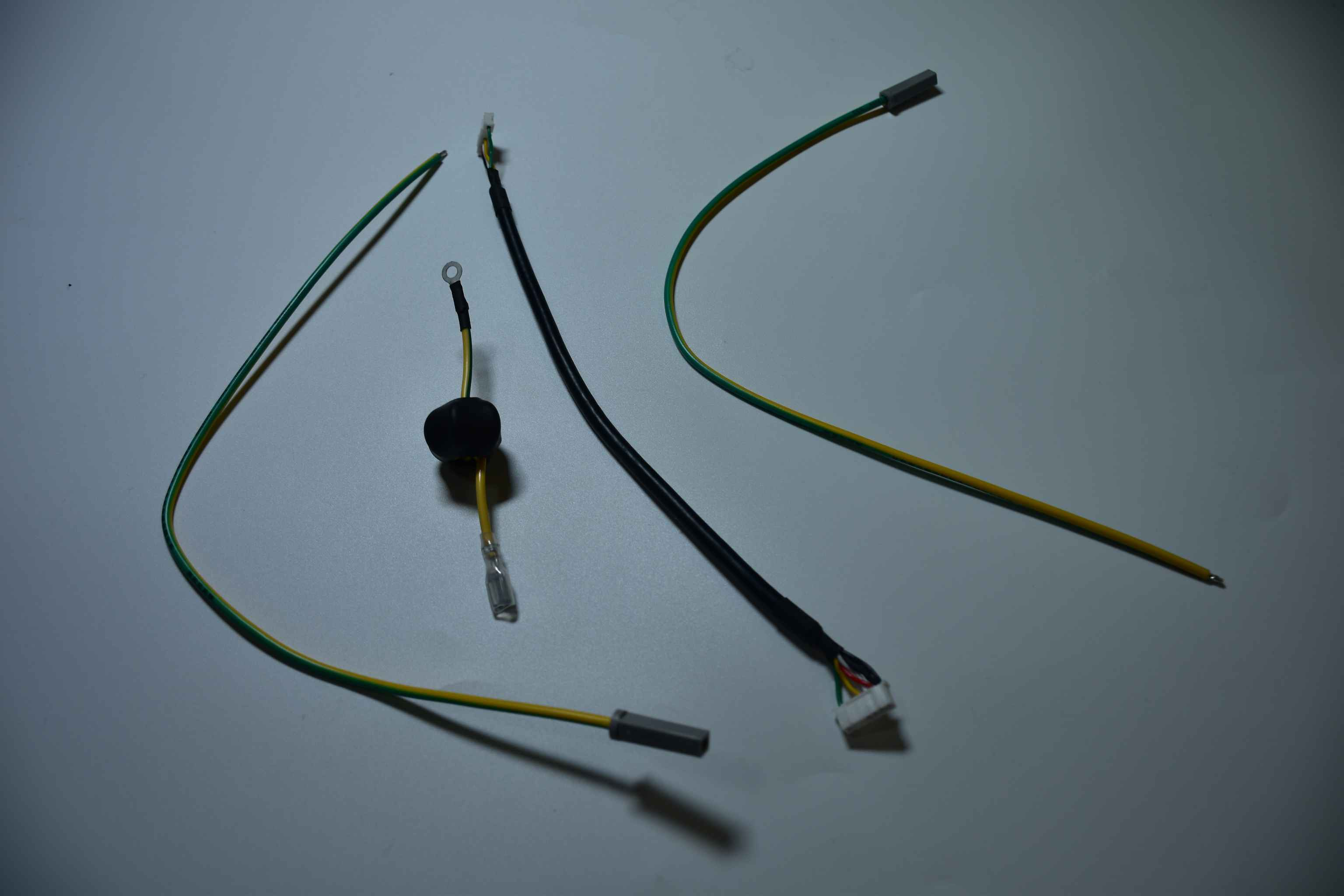 磁环防干扰端zi连接线束